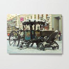 Ekaterina II Carriage Metal Print