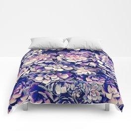 Garden Plants Comforters