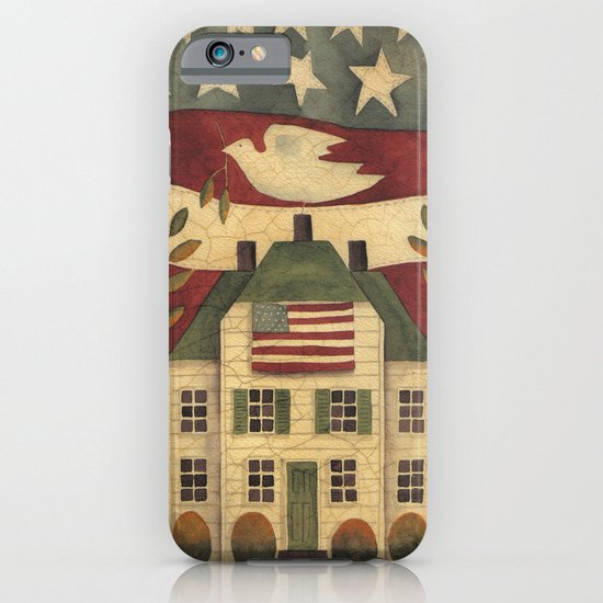 Where Freedom Dwells iPhone & iPod Case