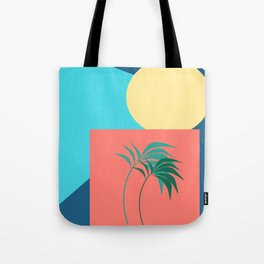 Shapes of the Palm Tote Bag