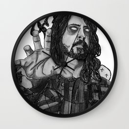 Grohl. Wall Clock