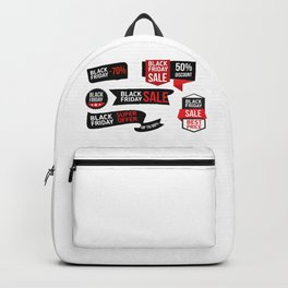 Black Friday Discount Backpack