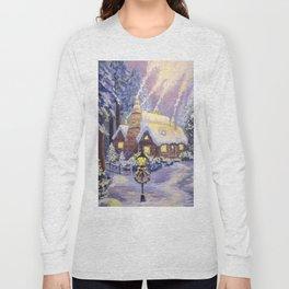 Warm Christmas Long Sleeve T-shirt