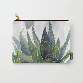 Succulent by the window Carry-All Pouch