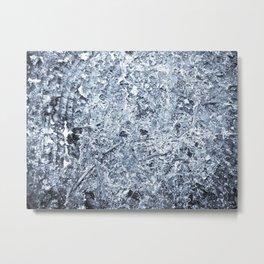 Crusty Selenium Metal Print