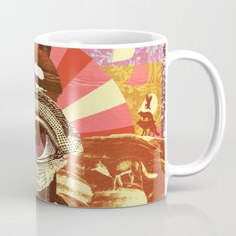 AFTERNOON PSYCHEDELIA (REDUX) Coffee Mug