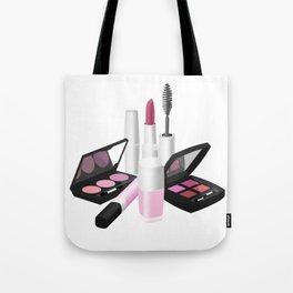 Make Up Set Tote Bag