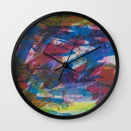 Let Me Get There Wall Clock