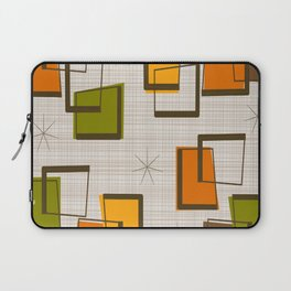 Rectangles and Stars Laptop Sleeve