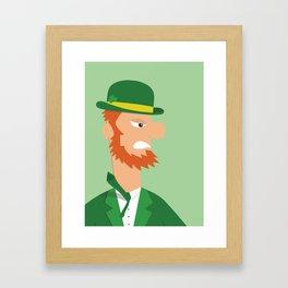 Irish Cliché Framed Art Print