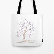 elven tree Tote Bag