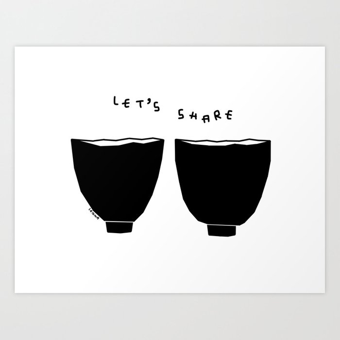 Let S Share Soup Love Smiles Couple Humor Quotes Minimal Soup