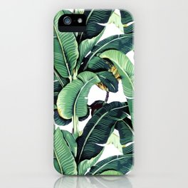 Martinique Print iPhone Case