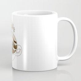 The Great Wave off Coffee Coffee Mug