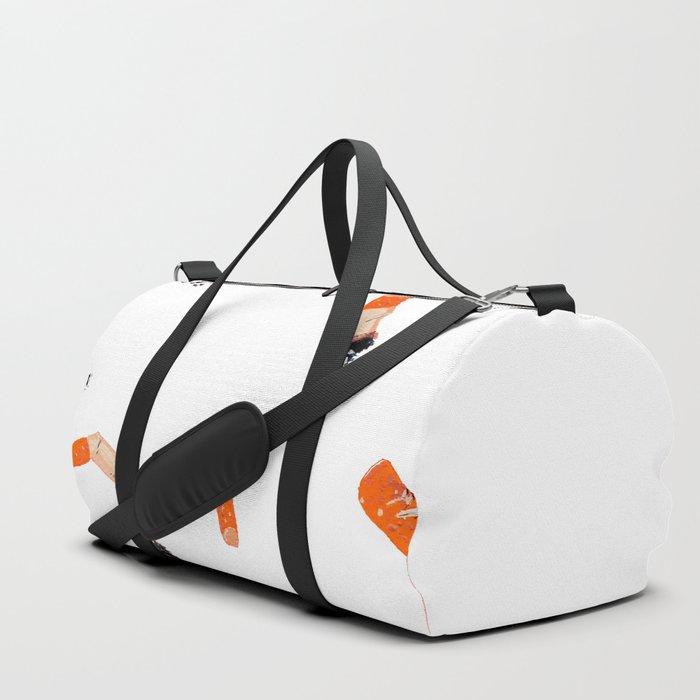 I will kill you Duffle Bag