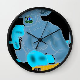 Mice-Tyson Wall Clock