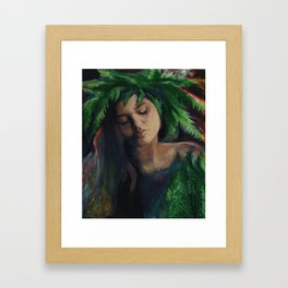 Hawaiiana Framed Art Print