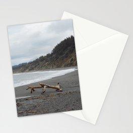 California Coast I - Agate Beach Stationery Cards