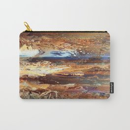 High Desert Abstract Carry-All Pouch