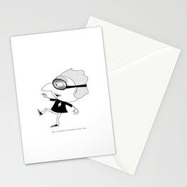 The Unemployed - Polino Stationery Cards