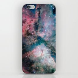 Carina Nebula - The Spectacular Star-forming iPhone Skin