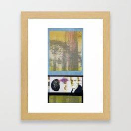 Park Ranger Pedia Framed Art Print