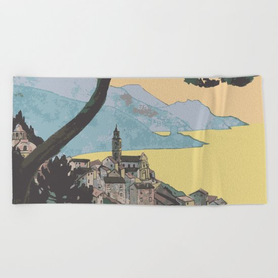 My Nature Collection No. 65 Beach Towel