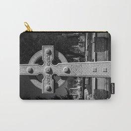 Celtic Cross Laurel Hill Cemetery Philadelphia Pennsylvania  Carry-All Pouch