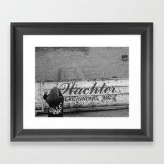 Picturing Big Framed Art Print