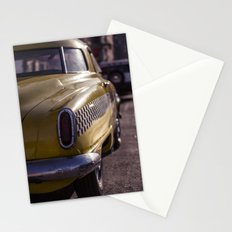 A Yellow Cab  Stationery Cards