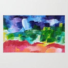 Color explosion Rug