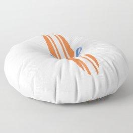Surf T-Shirt Floor Pillow