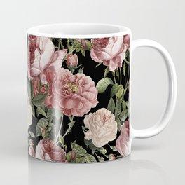 Vintage & Shabby Chic - Lush Victorian Roses Coffee Mug