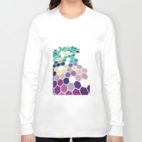alabama Long Sleeve T-shirts featuring Alabama by Bakmann Art