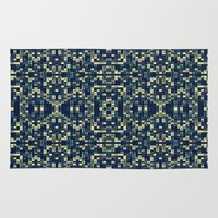 mosaic Area & Throw Rugs featuring Mosaic by SimplyChic