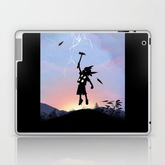 Thor Kid Laptop & iPad Skin