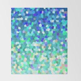 Mosaic Sparkley Texture G149 Throw Blanket