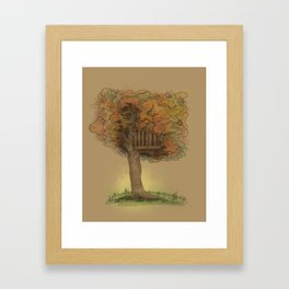 Another Autumn Framed Art Print