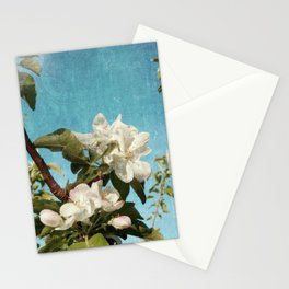 French Blossoms Stationery Cards