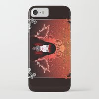 gothic iPhone & iPod Cases featuring Gothic by JadeGordon