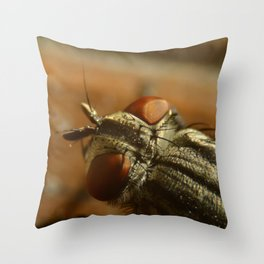 Fly Zone Throw Pillow