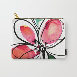 Ecstasy Bloom No. 3 by Kathy Morton Stanion Carry-All Pouch