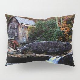 Old Grist Mill Pillow Sham