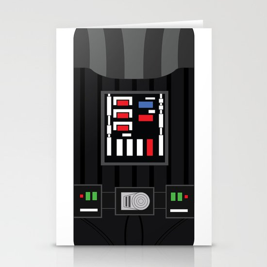 Darth Vader iPhone Case Stationery Cards