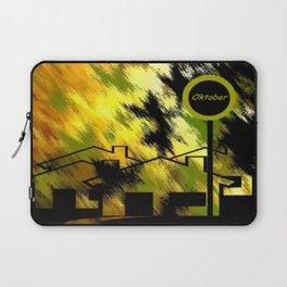 Herbstimpression. Laptop Sleeve