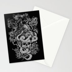 The End Of Light Stationery Cards