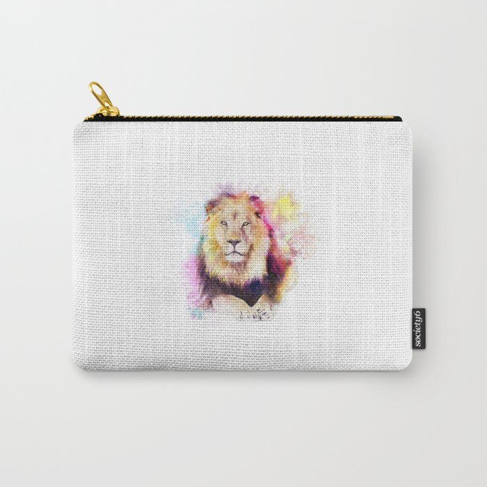 Sunny lion Carry-All Pouch