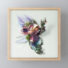 Ozma the goblin Framed Mini Art Print