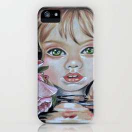 Isabelle iPhone Case