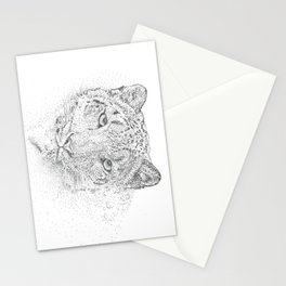 from the blizzard Stationery Cards